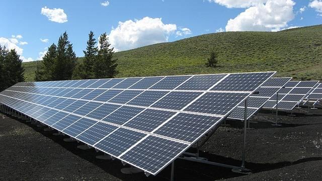 sumber energi alternatif - sinar matahari