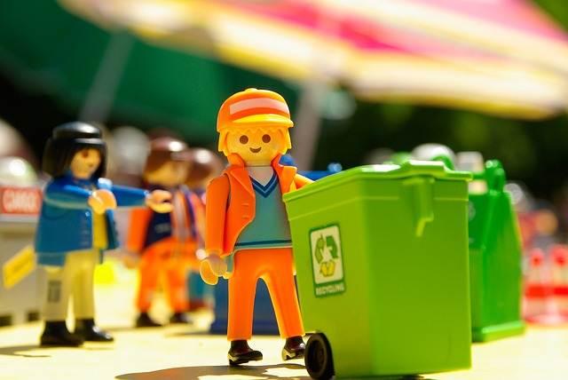 Prinsip Kerja Bank Sampah : Sampah Sebagai Mata Uang