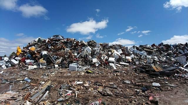 Mengenal Sanitary Landfill Pengelolaan Sampah Yang Paling Banyak Digunakan di Dunia