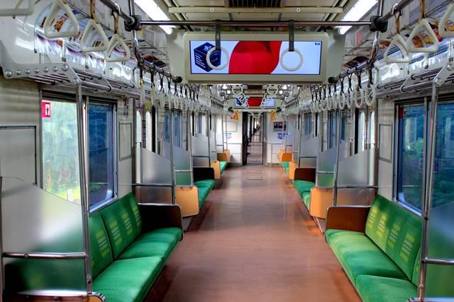 Mengapa di Commuter Line Tidak Ada Tempat Sampah