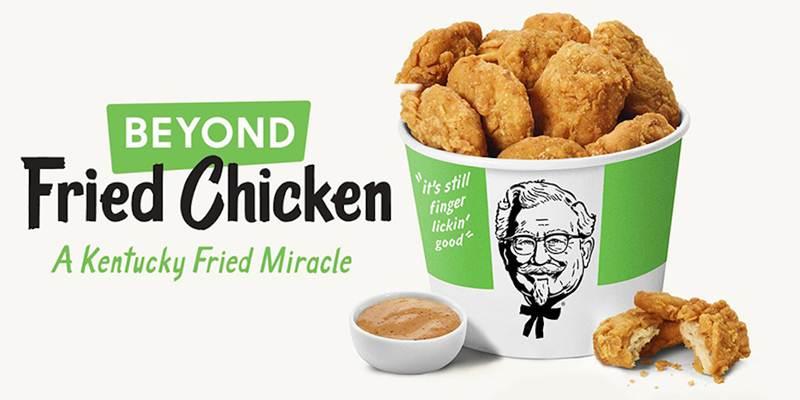 Beyond Fried Chicken – Nugget Ayam Dari Sayuran